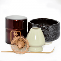 Matcha Gift Sets Black Pearl