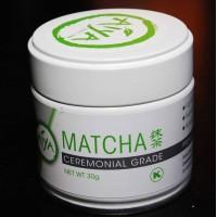 MATCHA CEREMONIAL GRADE 30g
