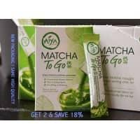 Matcha to Go Stick-Packs