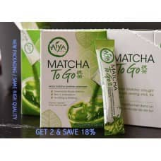 Matcha to Go Stick-Packs