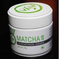 Organic Matcha Ceremonial Grade 30 gram