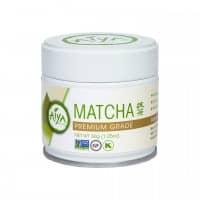 Premium Matcha 30 gram tin Aiya - 3 packs