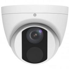 Alibi Vigilant Performance 4MP Starlight 98 Feet IR IP Turret Camera