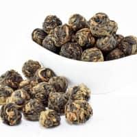 Black Dragon Pearls Tea