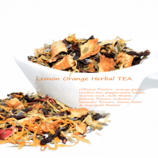 Lemon Orange Herbal Tea
